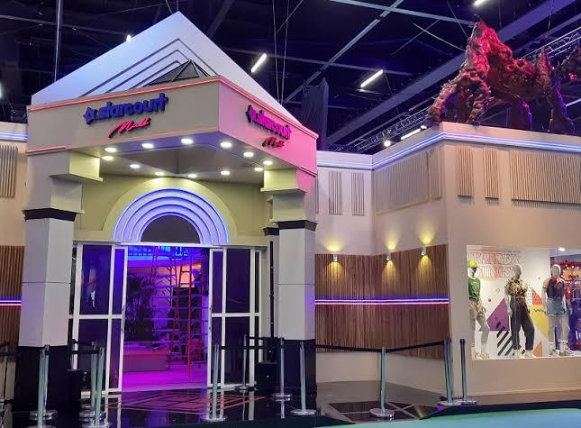 Starcourt mall é uma das grandes atrações da netflix para a ccxp 2019