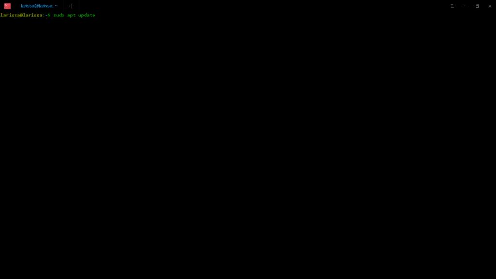 synaptic instalar programas linux