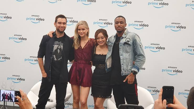 Elenco de The Boys, do Amazon Prime Video na CCXP 2019