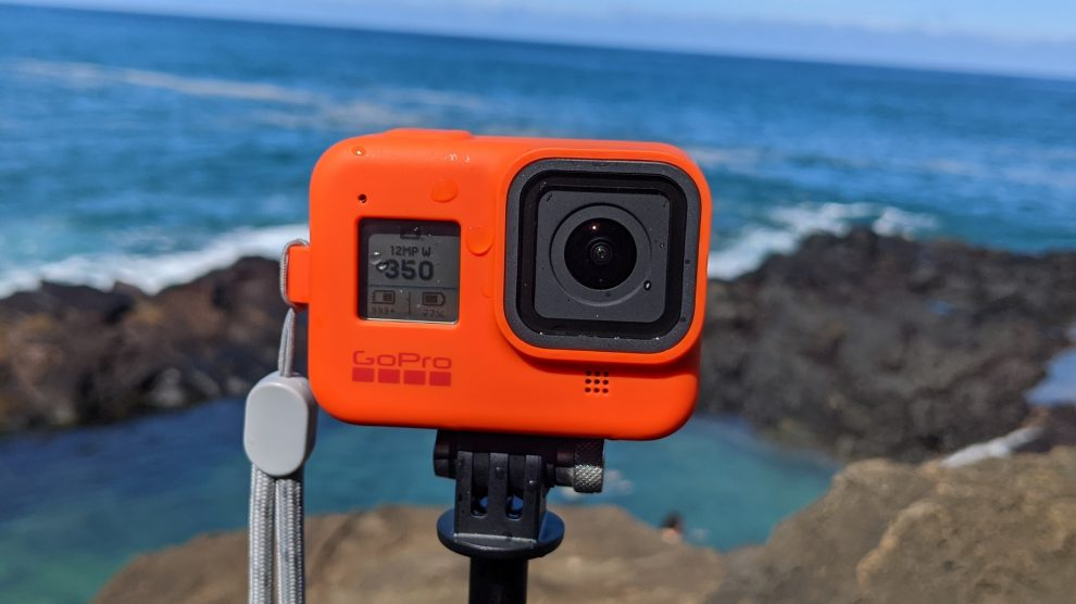 Capa do review da GoPro Hero 8 Black