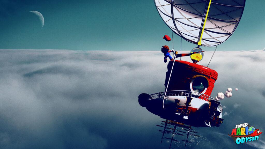 Super Mario Odyssey traz um universo imenso do encanador e sua turma