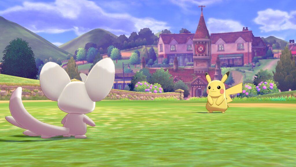 A oitava geração dos monstrinhos de bolso chega ao Nintendo Switch.