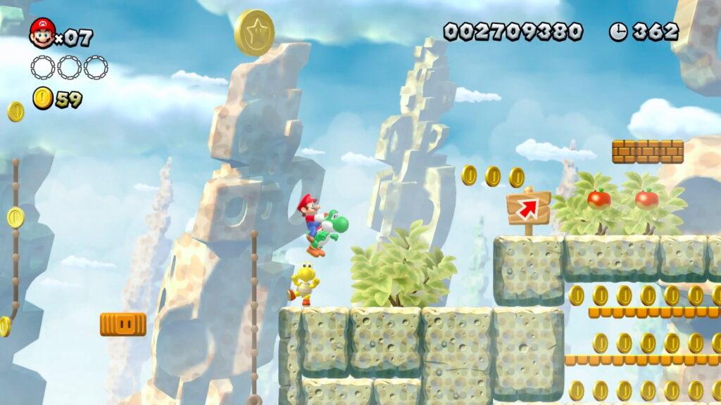 Jogos da franquia Super Mario sempre serão essenciais em videogames da Nintendo.
