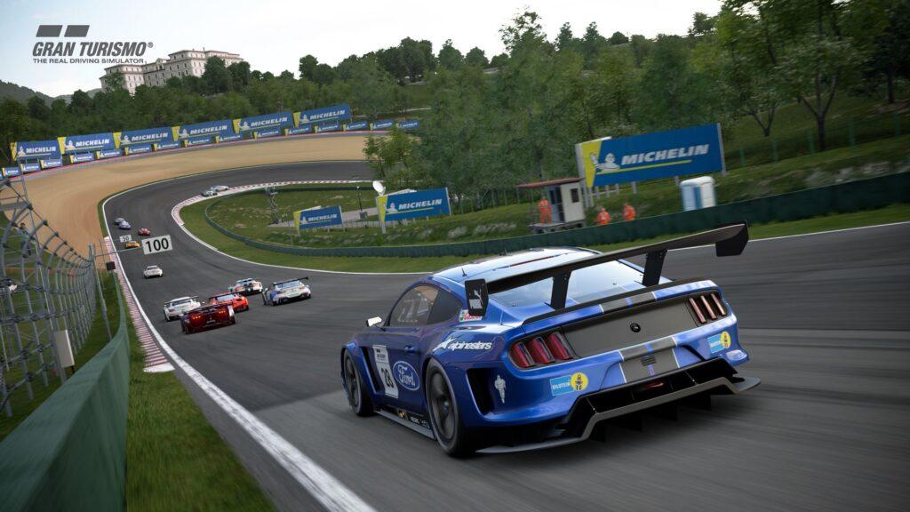 """GT Sport teve um lançamento conturbado, mas as atualizações fizeram ele """"brilhar"""" (Foto: Reprodução)"""