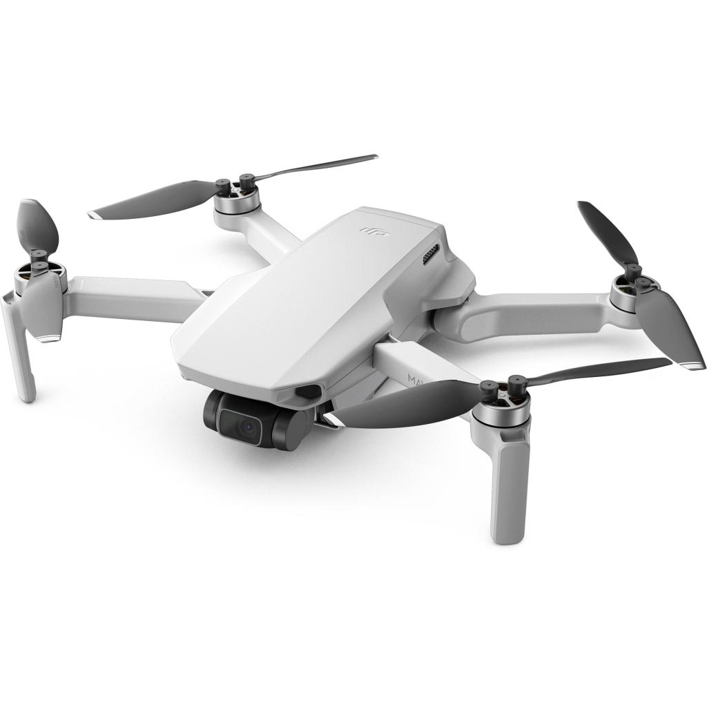 Mavi Mini estático sobre um fundo neutro. É um dos melhores drones de 2020.