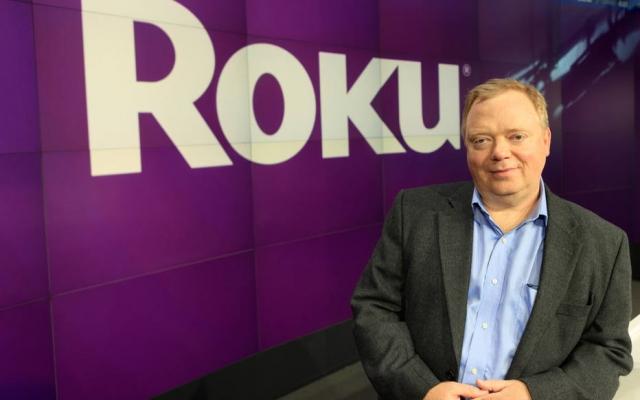 Anthony Wood, presidente executivo e fundador da Roku