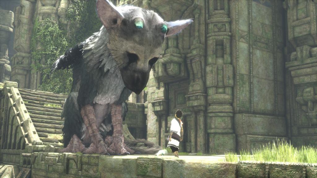 """The Last Guardian é mais um game que fica no meio termo entre """"produto"""" e """"obra de arte"""", segundo muitos críticos (Foto: Reprodução)"""