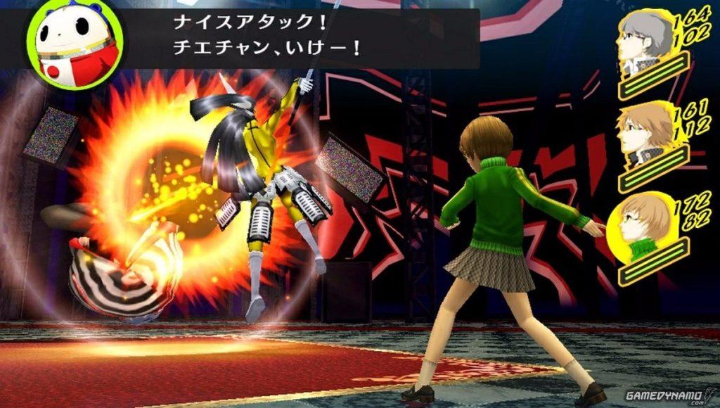 Persona 4 Golden é muito rico em elementos, transmitindo uma excelente experiência de JRPG (Foto: Reprodução)