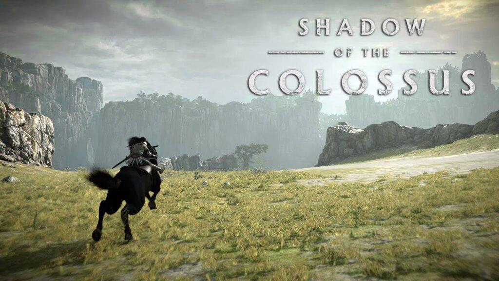 Shadow of the Colossus para PS4 mantém a excelência do game de PS2 e é considerado um dos melhores jogos da década passada (Foto: Reprodução)