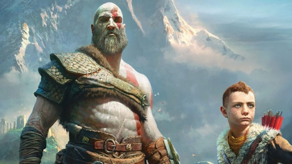 Em God of War de 2018 sai de cena a mitologia grega e entra a mitologia nórdica (Foto: Reprodução)
