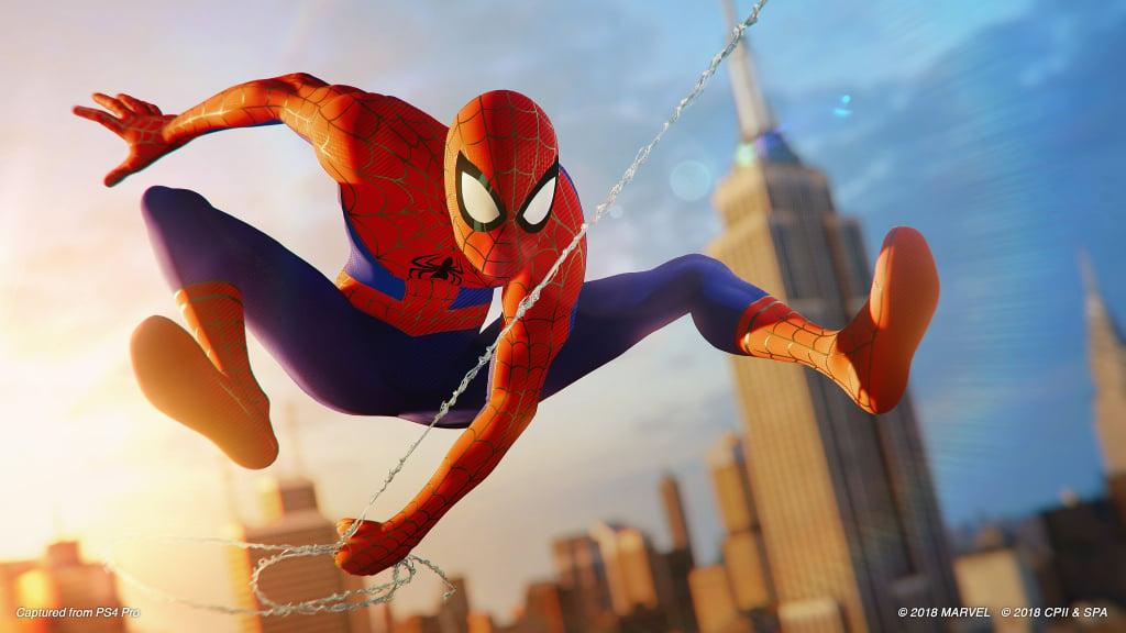 O jogo do Homem Aranha para o PS4 não inova, mas extrai ao máximo todos os elementos do sucesso de um jogo de mundo aberto (Foto: Reprodução)