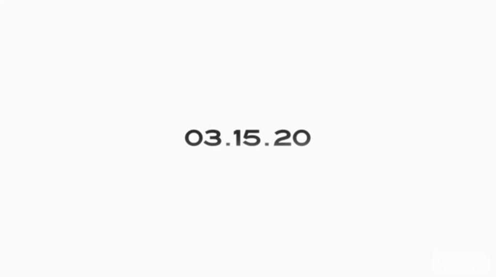Data de estreia da nova temporada.