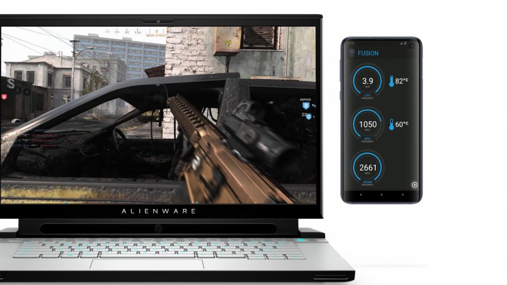 Alienware Second Screen é uma das novidades da Dell na CES 2020