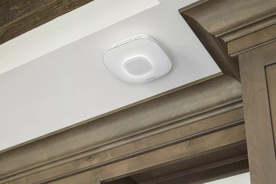 A Kohler também apresentará uma nova versão do detector de fumaças inteligente, lançado originalmente em 2018.