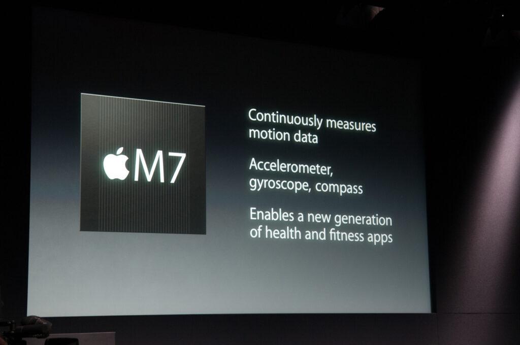 Co processador Apple M7