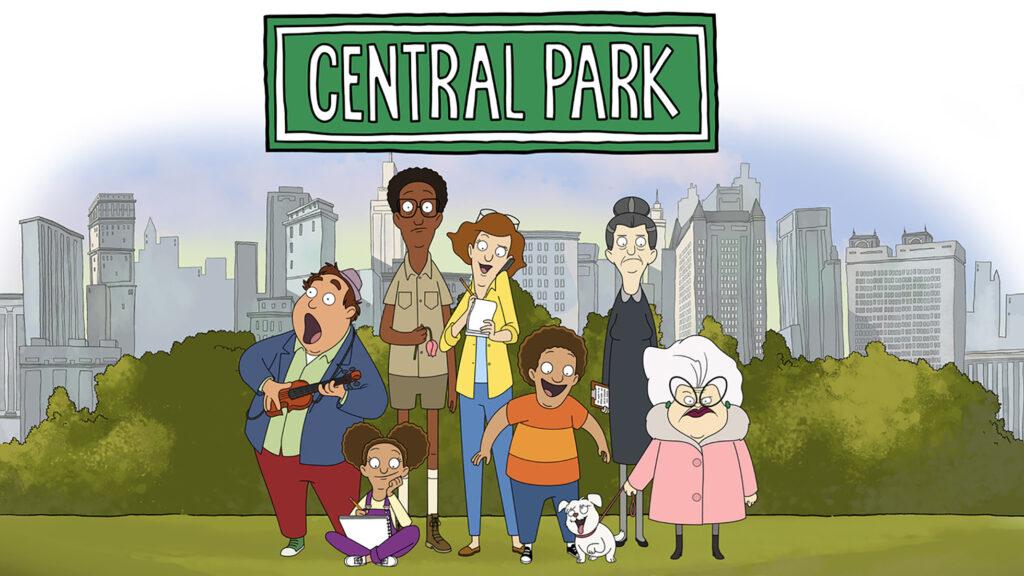 Central Park conta a história de uma família que vive no parque mais famoso do mundo, o Central Park nos Estados Unidos.