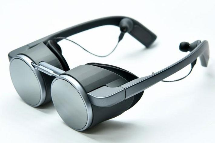 Óculos de realidade virtual da Panasonic tem resolução UHD e suporte a HDR
