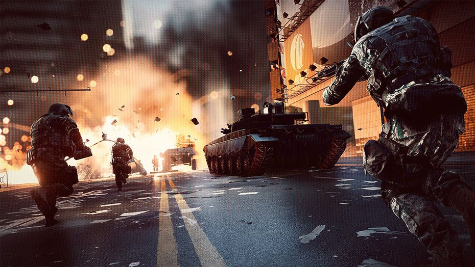 Battlefield 4 foi bastante elogiado pelo gameplay, mas sua história foi criticada por ser previsível (Foto: Reprodução)