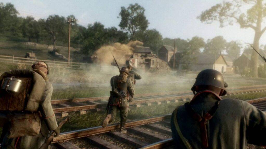 Apesar do nome, o Battlefield 1 é o décimo quinto jogo da série (Foto: Reprodução)