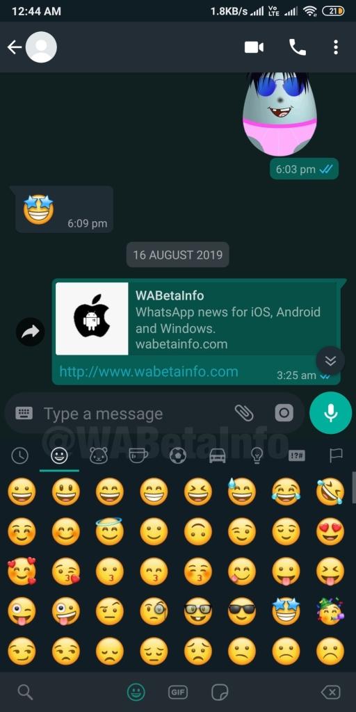 Finalmente! Modo escuro chega ao Whatsapp. Saiba como ativar