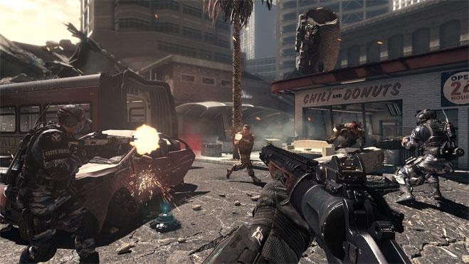 Call of Duty: Ghosts foi elogiado pelo excelente multiplayer, apesar de criticado pela falta de inovação. O desfecho também é considerado decepcionante (Foto: Reprodução)