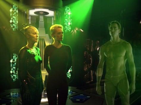 Dark Frontier foi um dos episódios mais re-aassistidos de Star Trek no Netflix em 2017 (Foto: Reprodução)