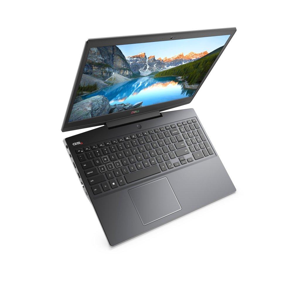 O Dell G5 15 conta com teclado RGB de 4 zonas opcional com WASD