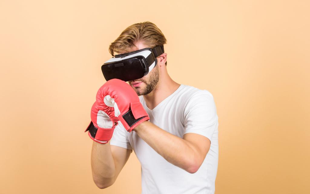 Realidade virtual terá uma importância visual significativa em 2020 (Foto: Deposit Photos)
