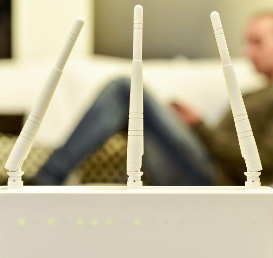 Capa do post sobre como melhorar o sinal Wi-Fi