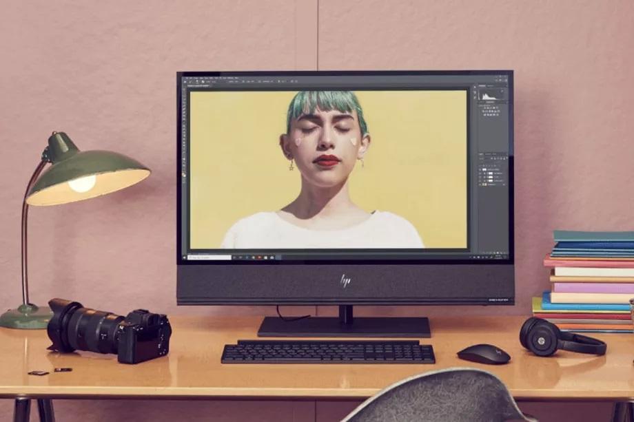 CES 2020: Envy 32 é o novo All-in-One da HP com carregamento sem fio e gráficos RTX