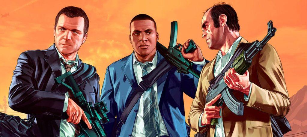 GTA V se tornou o jogo mais bem sucedido comercialmente de todos os tempos nos EUA (Foto: Divulgação)