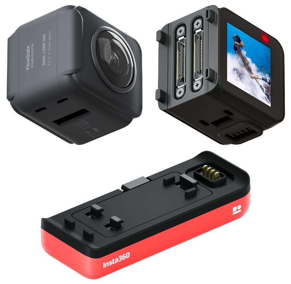 A câmera é altamente customizável e todas as partes são destacáveis como em um quebra-cabeça.