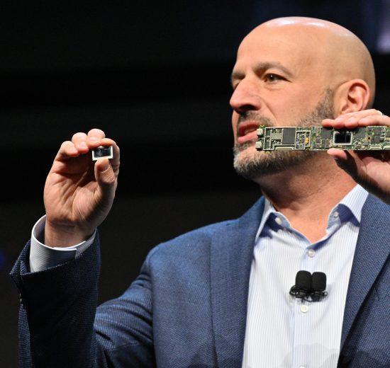 capa destacada da matéria da Intel