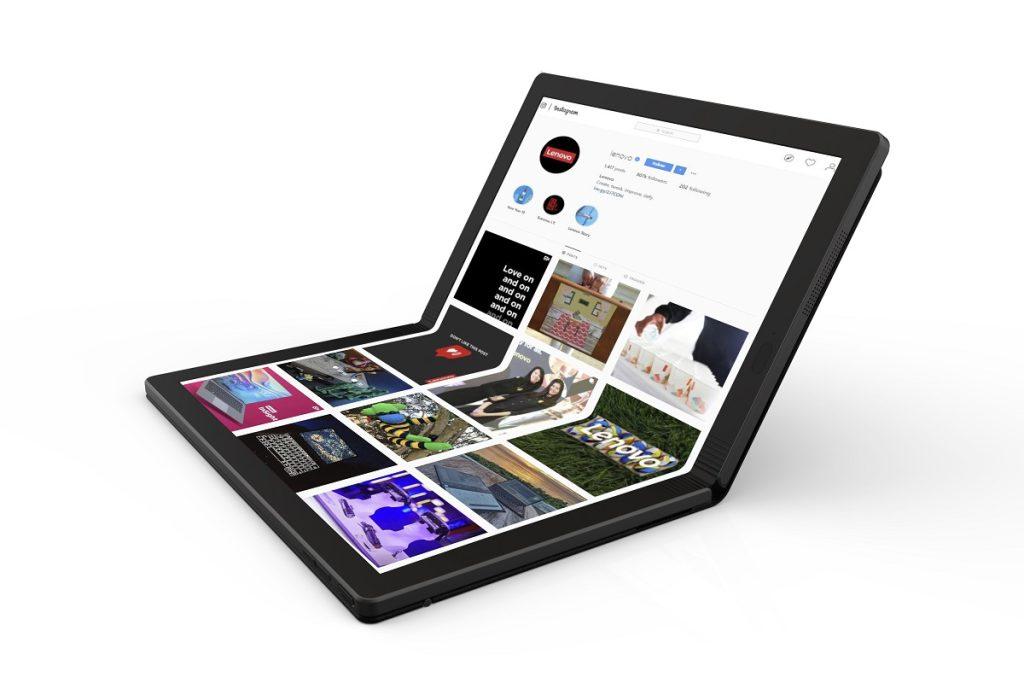 Thinkpad X1 Fold é a evolução da famosa linha 2-em-1 da Lenovo (Reprodução: Lenovo)
