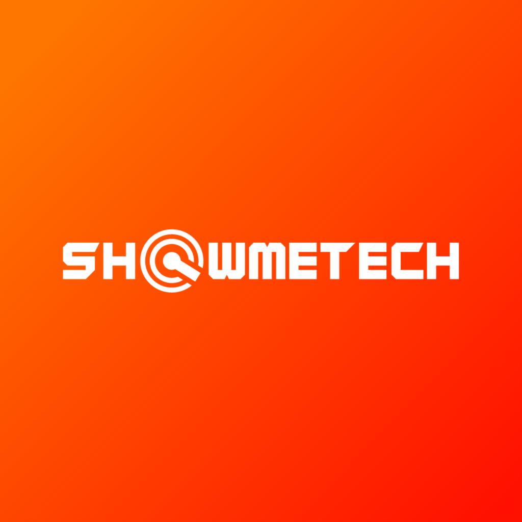 Logotipo em alta resolução, branco com fundo laranja