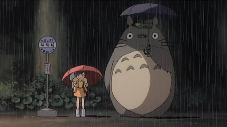Meu Amigo Totoro é um dos filmes mais famosos do estúdio, conseguindo captar a simplicidade do mundo infantil (Foto: Reprodução)