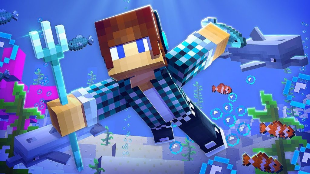 Minecraft é um fenômeno em popularidade, se desmembrando em vários subjogos (Foto: Reprodução)