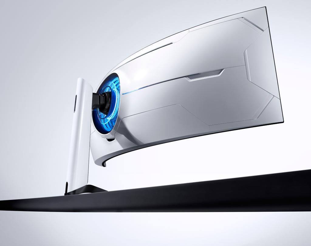 Novo Odyssey G9 tem 49 polegadas, taxa de atualização rápida é de 240Hz e tempo de resposta é de 1ms