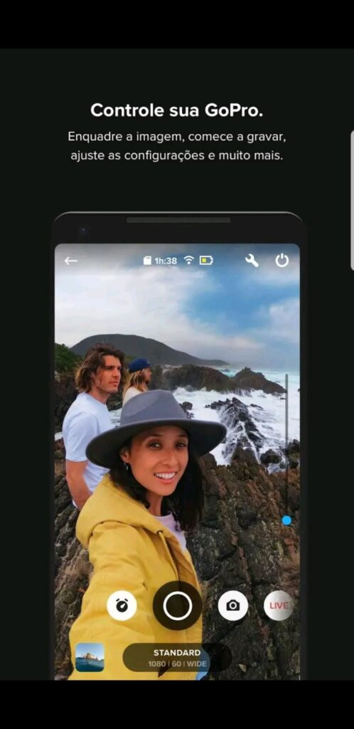 App GoPro