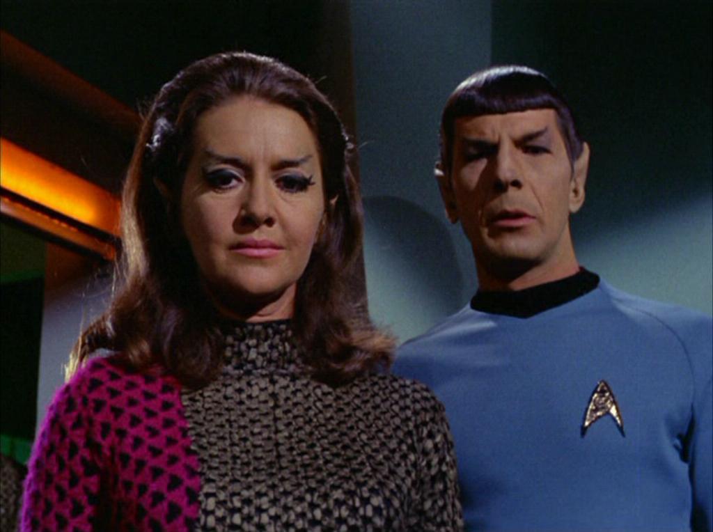 The Enterprise incident foi exibido originalmente no dia 27 de setembro de 1968 na TV Americana e é considerado um dos mais importantes de toda a série (Foto: Reprodução)