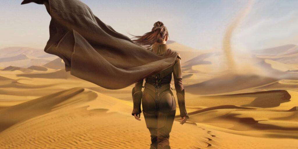 O filme duna estreia em dezembro