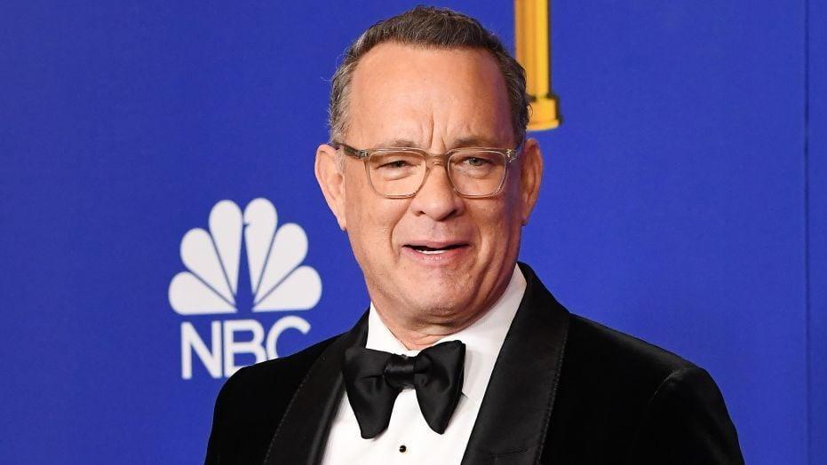 Tom Hanks volta ao cinema 2020