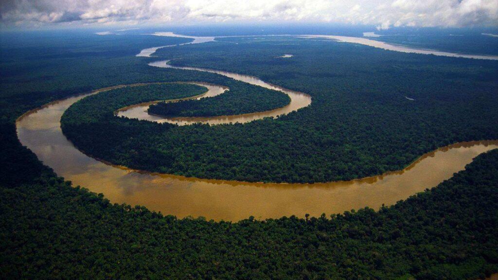 Vulcões - Amazonia