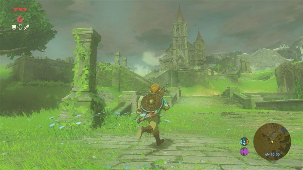 The Legend of Zelda Breath of The Wild é um marco na franquia por ser uma espécie de reboot, tanto em termos de história quanto de gameplay (Foto: Reprodução)