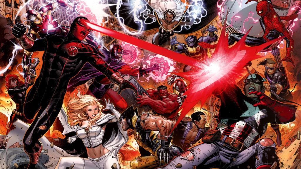 Os heróis se encontram em diversas histórias nos quadrinhos