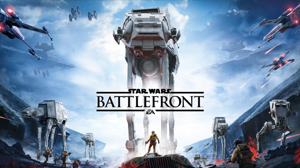 Star Wars Battlefront é um reboot do jogo homônimo lançado em 2007 (Foto: Reprodução)