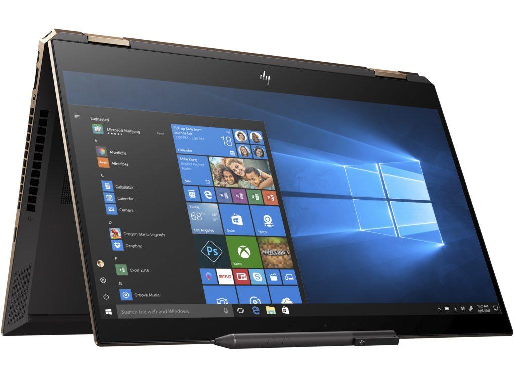 Spectre x360 15 é o novo notebook gamer da HD apresentado na CES 2020. O modelo também roda com o Windows 10