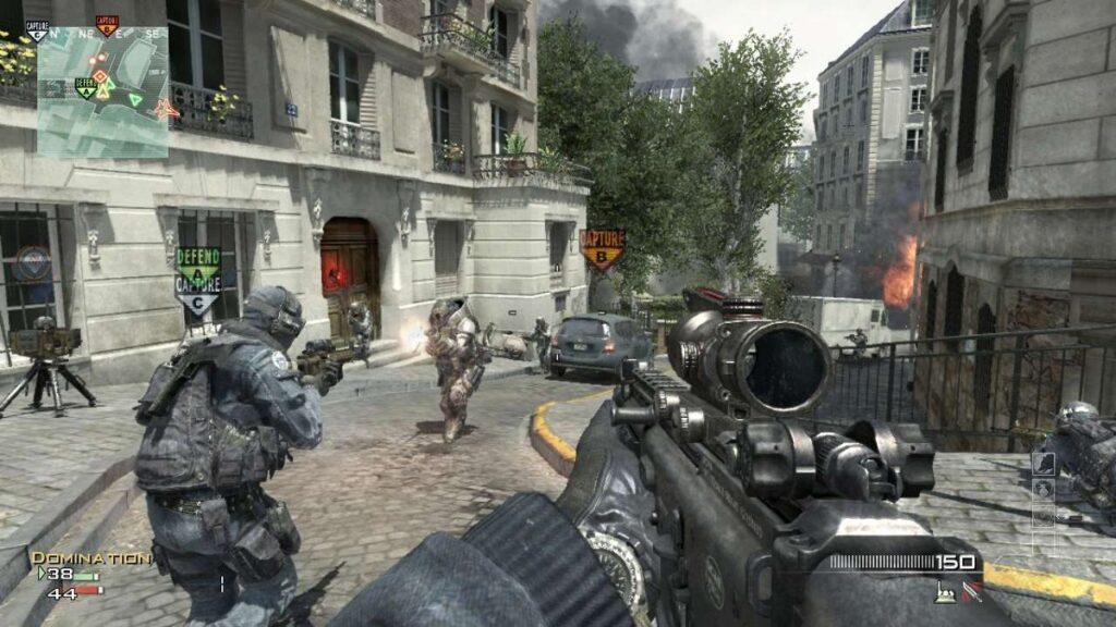 O game foi criticado pela história confusa e a semelhança com os antecessores. No entanto, Modern Warfare 3 é mais um game que mantém a essência dos Call of Duties e prova a força comercial da série (Foto: Reprodução)
