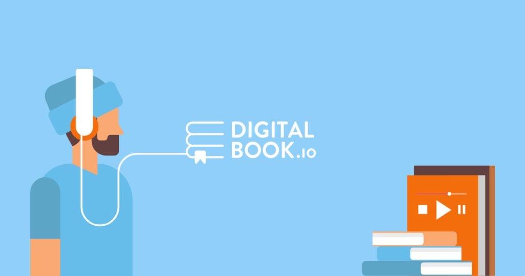 O Digital Book é um acervo de audiobooks criado pela Amazon