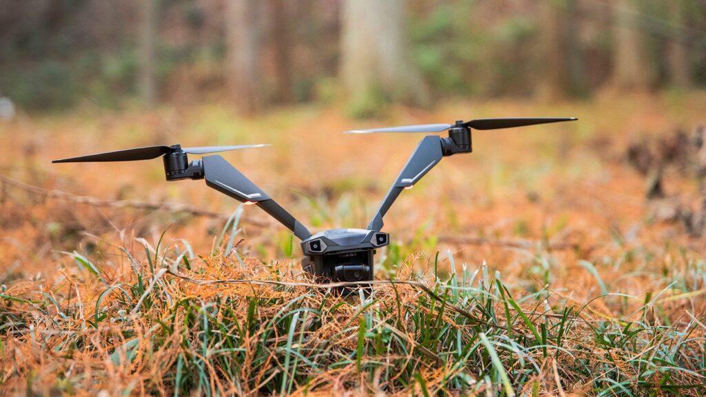 A ces 2020 foi palco para o lançamento de um drone que voa por quase  uma hora! (reprodução: engadget)